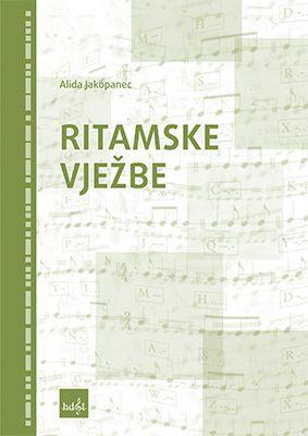 Naslovnica knjige Ritamske vježbe