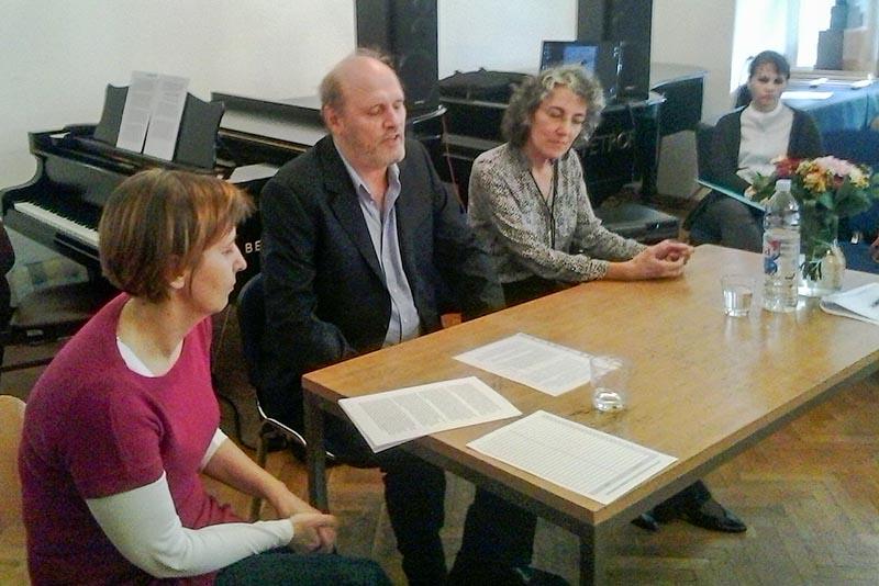 Martina Belković, Bernd Willimek i Daniela Willimek