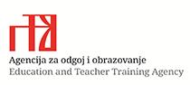 Logotip Agencije za odgoj i obrazovanje