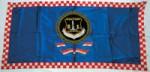Zastava 21. domobranske pukovnije - Krapina, 1994. (Vojni muzej, foto Branko Šenk)
