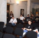 Lectures by Mirnik and Peić Čaldarović in the Archaeological Museum 19.4.2007.