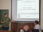 """Željko Heimer na konferenciji """"Sociology at Sea"""", Zadar, 2013."""