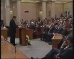 """Predstavljanje knjige Heimer: """"Grb i zastava RH"""", Hrvatski sabor, 30.5.2008."""