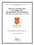 Jovan Jonovski: The Sun and tth Lion as Symbols of the Republic of Macedonia, Flag Heritage Foundation, Danvers, MA, 2020.