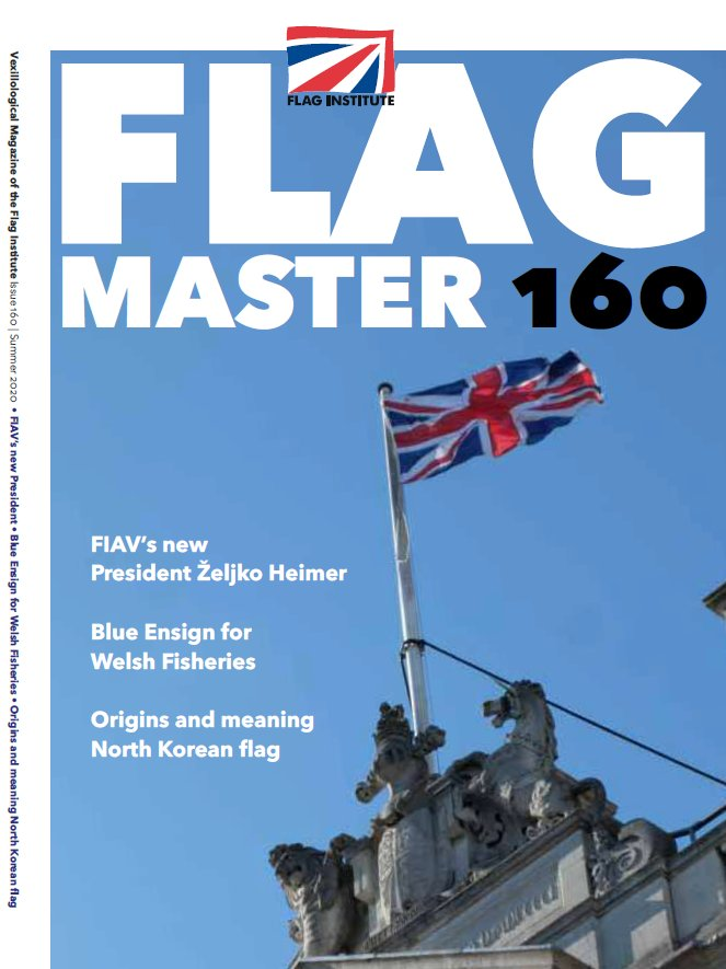 Flagmaster #160, Summer 2020