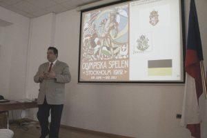 17. predavanje Heimera o zastavama za KHDP: Povodom stote obljetnice češke zastave, 23.06.2020.