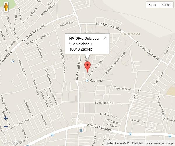 Google karta