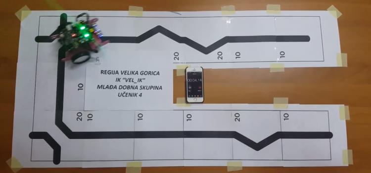 Croatian Makers liga – školska godina 2017./2018.