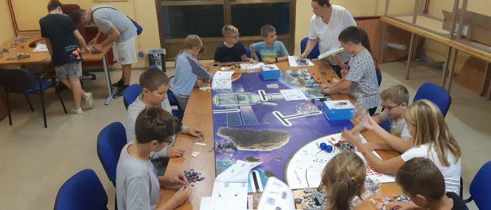 LEGO robotika, FLL, Velika Gorica
