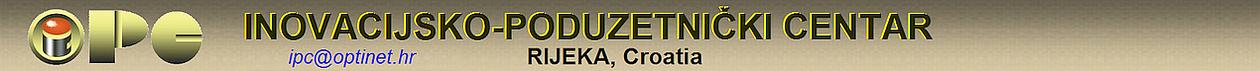 INOVACIJSKO-PODUZETNIČKI CENTAR  (iPC-Rijeka)