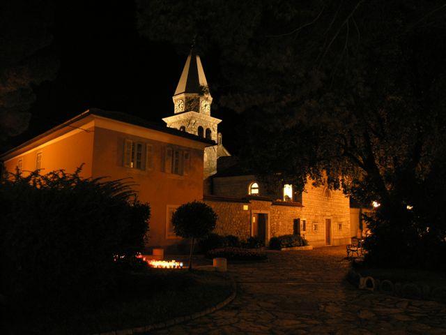 Prednje dvorište crkve sv. Jakova