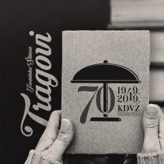 Povodom 70. obljetnice KDVŽ-a objavljeni Tragovi