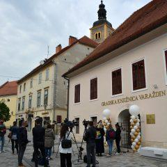 Varaždinska knjižnica preseljena na novu lokaciju