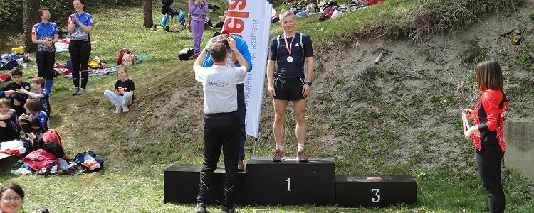 Robert Orehoci 1. mjesto u M35 na PH u sprintu