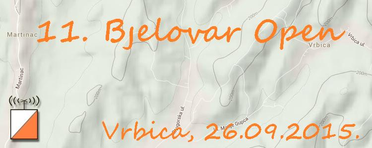 11. Bjelovar Open