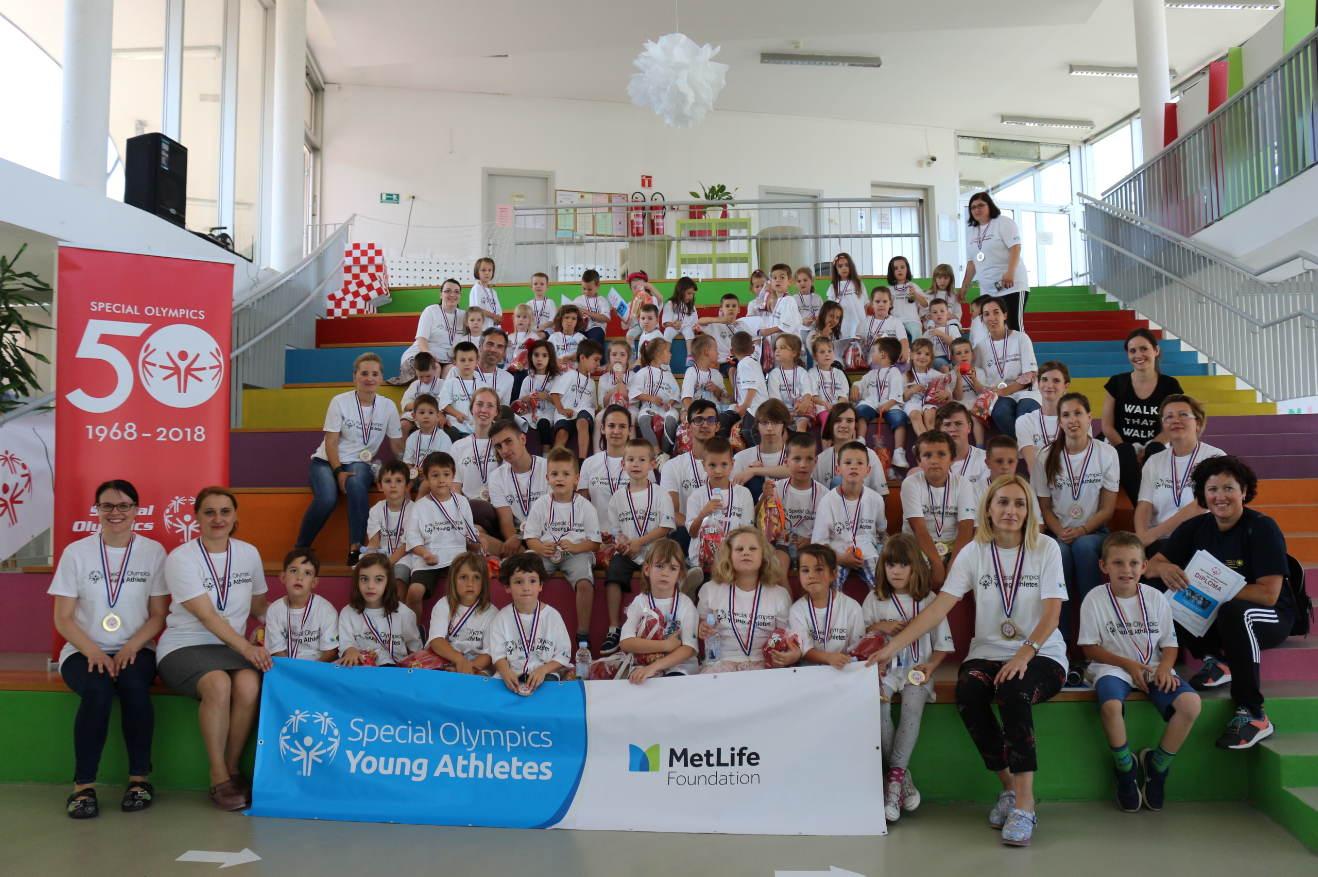 Sportska Hrvatska Program Mladi sportasi 2018.