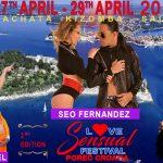 Love Sensual festival Poireč 2018
