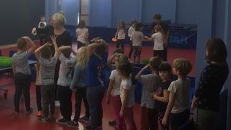 Nastavak treninga djece predškolske dobi