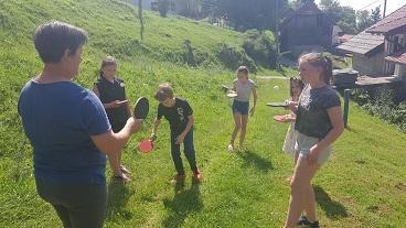 Ljetni treninzi za stanovnike Žumberačkog gorja