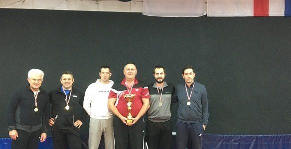 11. ekipno prvenstvo Samoborske lige