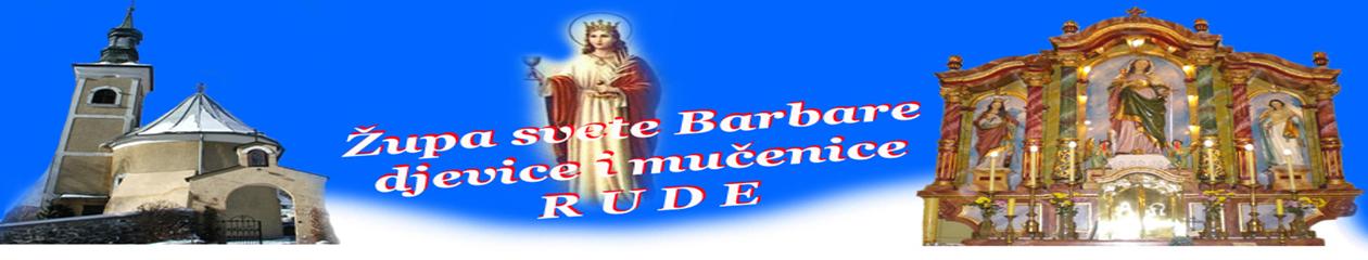 Župa svete Barbare djevice i mučenice – Rude
