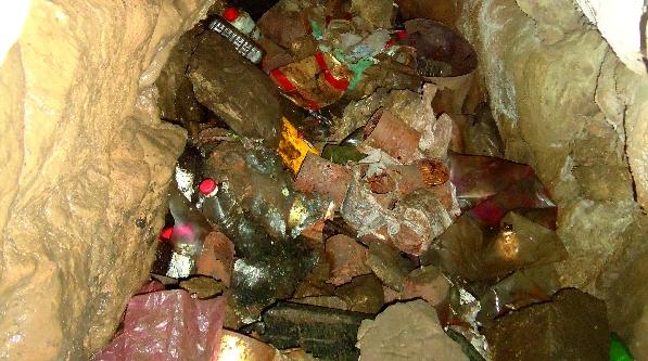 Čisto podzemlje: akcija čišćenja jame Korčinke kod Slunja