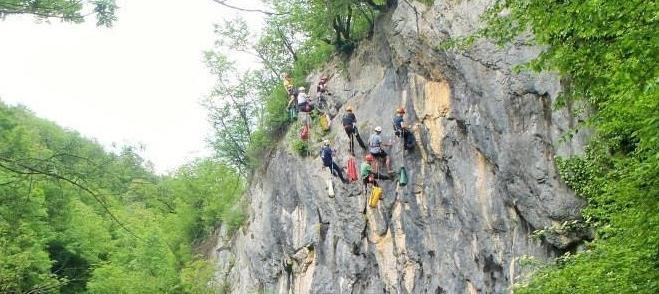 Seminar o opremanju speleoloških objekata