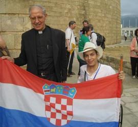 p. General i Nikola Trubic, Libanon 2013