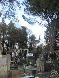 Nikola Funeral