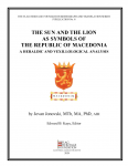 Jovan Jonovski: The Sun and tth Lion as Symbols of the Republic of Macedonia, Flag Heritage Foundation, Danvers, MA, 2020.