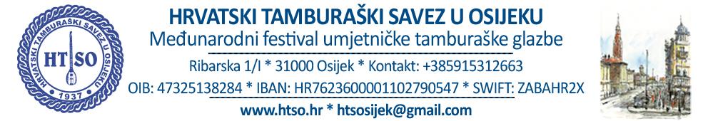 Hrvatski tamburaški savez u Osijeku